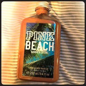 PINK body bronzer